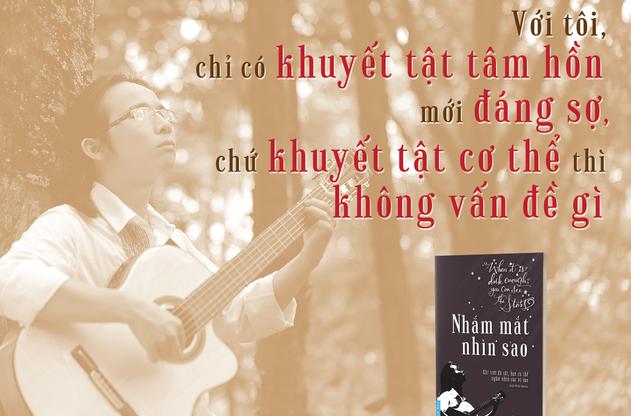 Tự truyện nhạc sĩ Hà Chương: Không nhìn thấy ai là một lợi thế - Ảnh 2.