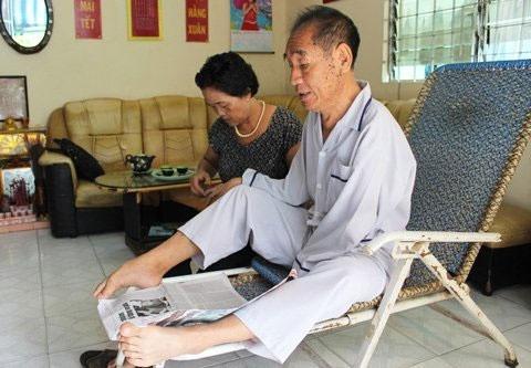 Nguyen Ngoc Ky di xin day hoc anh 1