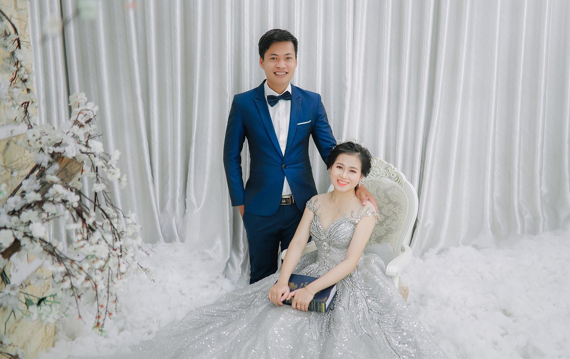 Cặp đôi kết hôn sau 10 tháng được mai mối trên show truyền hình - 3