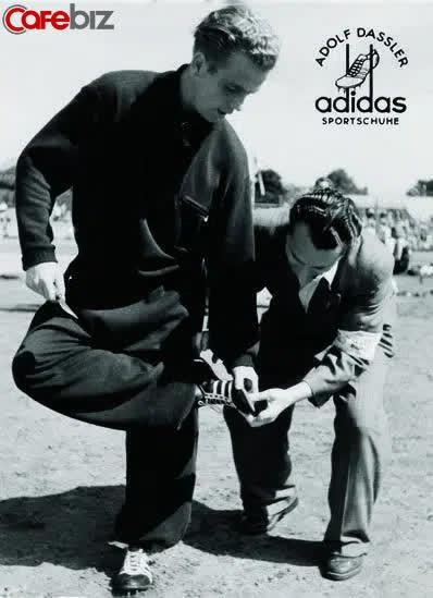 Muốn thành công, hãy học hỏi người sáng lập Adidas: bất cứ ai cũng đều là khách hàng của tôi - Ảnh 1.