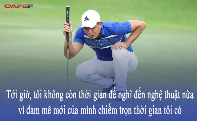 """Bình Minh: Từ siêu mẫu, diễn viên sáng giá tới doanh nhân mê golf tới quên nghệ thuật, sẵn sàng """"đi theo nấu cơm nếu con đi du học""""  - Ảnh 6."""