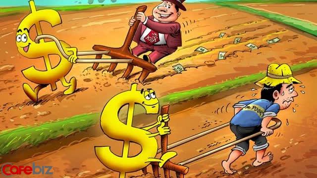 Nghiên cứu bóc trần quy luật nghèo càng nghèo, giàu càng giàu, ngộ ra 1 điểm, thu lợi cả đời  - Ảnh 3.