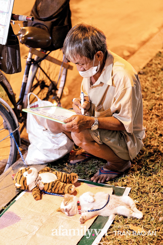 Cụ ông câm điếc cưu mang chú chó nhỏ, thà rong ruổi bán từng tờ vé số chứ không nhận 70 triệu khi người Sài Gòn dang tay giúp đỡ  - Ảnh 15.
