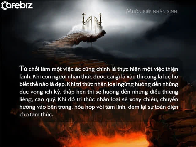 Những câu nói thức tỉnh lương tri trong Muôn kiếp nhân sinh 2  - Ảnh 6.