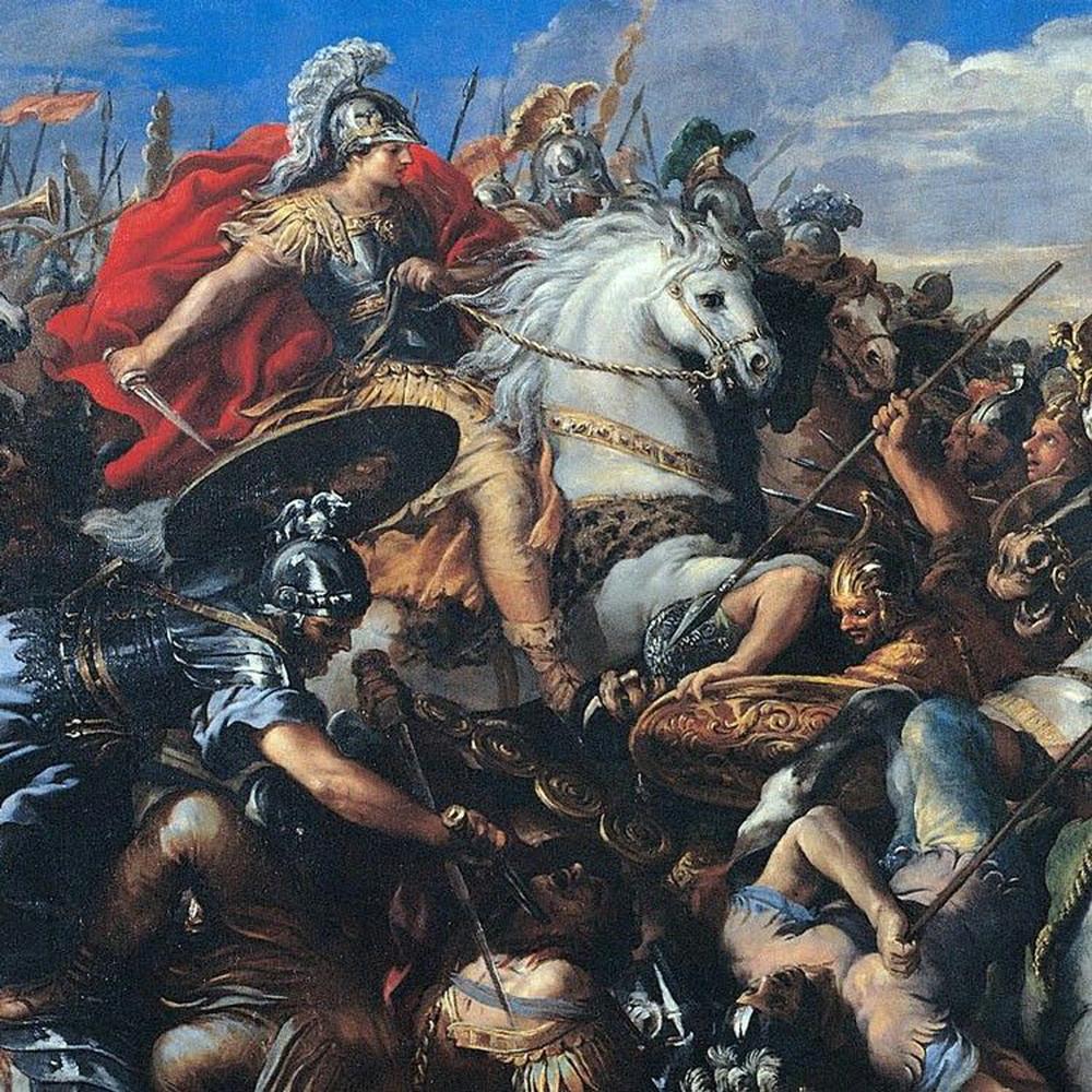 Mặt tối ít biết về Alexander Đại đế: Đâm chết bạn thân trong cơn say làm đội quân Phalanx bất mãn - không ai đi qua chiến tranh mà vẫn như xưa  - Ảnh 2.