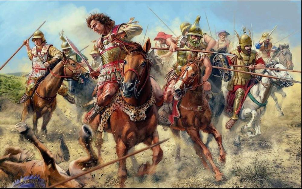 Mặt tối ít biết về Alexander Đại đế: Đâm chết bạn thân trong cơn say làm đội quân Phalanx bất mãn - không ai đi qua chiến tranh mà vẫn như xưa  - Ảnh 5.