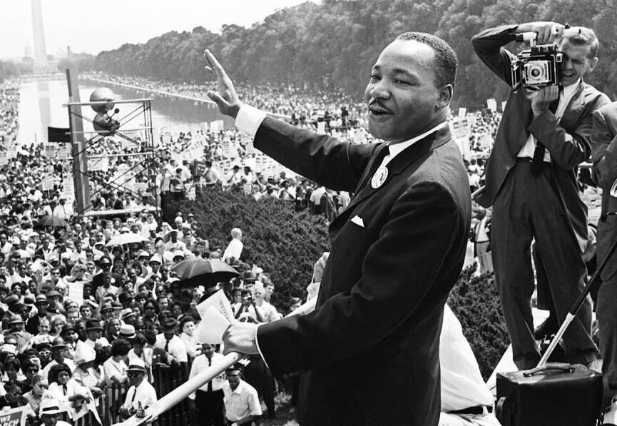 Tôi có một giấc mơ - bài diễn văn kinh điển góp phần thay đổi nước Mỹ - 1