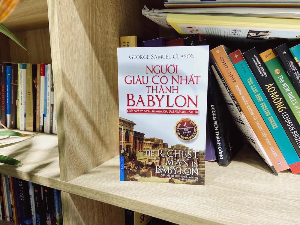 Người giàu có nhất thành Babylon: Người nghèo theo những cách khác nhau, còn người giàu đều theo cách giống nhau