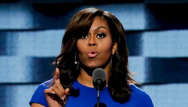 Chất Michelle - Sự cố mà bà Michelle Obama không thể lường trước