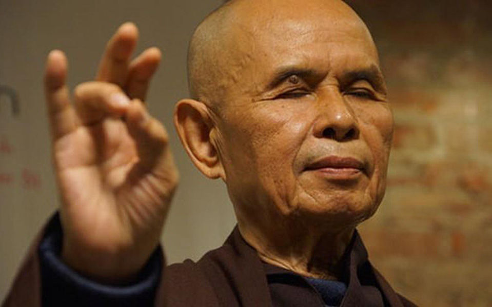 """15 câu nói """"đọc là thấm"""" của Thiền sư Thích Nhất Hạnh"""
