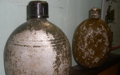 Trong 2 cái bình chỉ 1 cái có thức ăn, nhờ đâu mà hồ ly biết cái nào là bình rỗng?