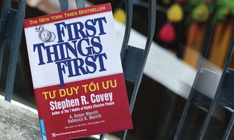 'Tư duy tối ưu' của Stephen R. Covey