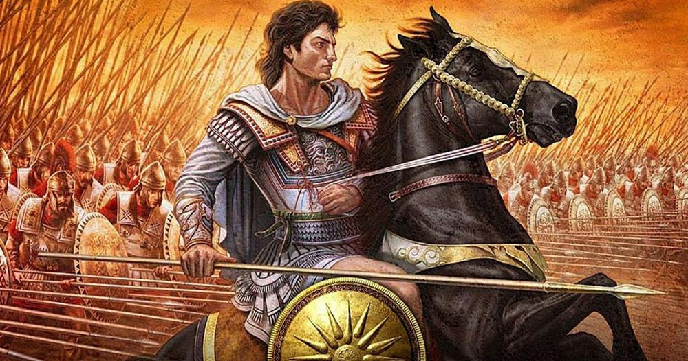 Muôn kiếp nhân sinh 2 - Alexander Đại đế: Tàn bạo và cuộc chinh phục 'nữ thần' tuyệt đẹp Roxana