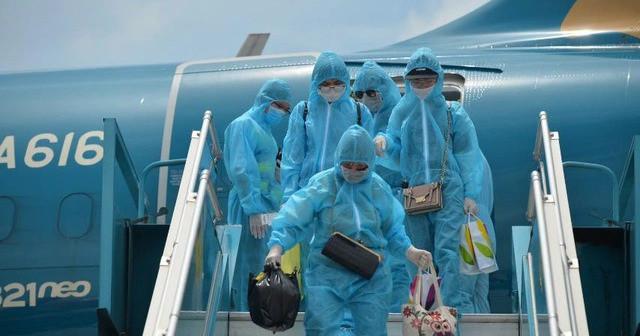 Sự thật về nguy cơ lây nhiễm dịch Covid-19 khi đi máy bay