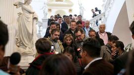 Xuất hiện tin ông Morales đồng ý lưu vong, bà Chavez muốn làm Tổng thống Bolivia