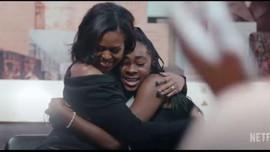 Netflix ra mắt phim tài liệu mới về cuộc đời Michelle Obama và hồi ký 'Chất Michelle'