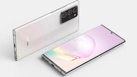 Galaxy Note 20+ lộ thiết kế tuyệt đẹp, nâng cấp cụm camera mặt sau