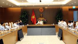 Phó thủ tướng họp với Bộ GD-ĐT để điều chỉnh nội dung SGK Tiếng Việt 1