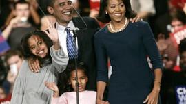 Chất Michelle - Chiến thắng ở Iowa củng cố niềm tin của bà Michelle Obama