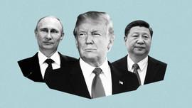 Lý giải việc Nga vẫn im lặng, Trung Quốc chúc mừng ngắn gọn với Biden