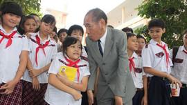 Tâm huyết trao đời - Tiết lên lớp đầu tiên của thầy Nguyễn Ngọc Ký