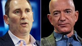 Vì sao tỷ phú Jeff Bezos từ chức CEO Amazon?