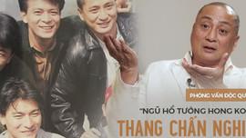 Độc quyền tại Hong Kong: 'Đoàn Dự' kể về phần đời đau khổ, nói rõ con người Châu Nhuận Phát