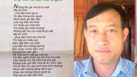 Bị nghi đạo thơ, tác giả 'Mẹ tôi chửi kẻ trộm': 'Tôi cảm thấy bị xúc phạm!'