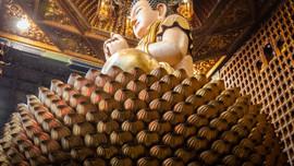 Chùa Vạn Phật - Ngôi chùa có một không hai ở Sài Gòn