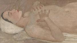 Bức tranh khỏa thân hiếm hoi có tính bước ngoặt trong lịch sử hội họa Việt