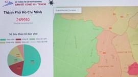 Hướng dẫn tra cứu 'vùng xanh', 'vùng đỏ' tại Hà Nội, TPHCM và một số tỉnh