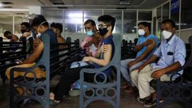 Singapore, Nhật và Hàn Quốc vượt Mỹ về tỷ lệ tiêm mũi 1 vắc xin COVID-19, Trung Quốc gặp trở ngại