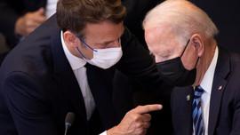 Tổng thống Pháp sẽ nói chuyện với Tổng thống Mỹ cho rõ trắng đen vụ Mỹ bán tàu ngầm cho Úc