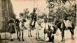 Quán Cơm, ghe bầu và ngựa trạm