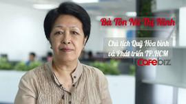 """Bà Tôn Nữ Thị Ninh: Đã đến lúc, chúng ta cần hướng tới văn hóa thiện nguyện """"trưởng thành""""!"""