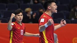 Nguồn cảm hứng từ futsal Việt Nam tại World Cup