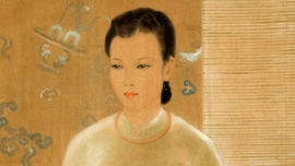 Hàng loạt tác phẩm của danh họa Việt được đem đấu giá tại Paris