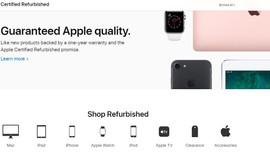 Bật mí Apple Refurbished, một trong những chương trình bí mật trong giới công nghệ