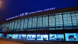 Hải Phòng tiếp nhận hành khách nội địa đến sân bay Cát Bi