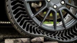 Lốp xe không cần bơm khí sẽ ra mắt vào năm 2024