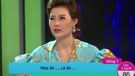 """Vua Tiếng Việt - 90% người Việt không biết từ còn thiếu trong câu tục ngữ """"Heo ăn..., cá ăn...""""?"""