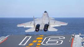 Không quân Hải quân Trung Quốc ném bom bất thường tại Biển Đông