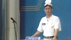 Á quân Đường lên đỉnh Olympia 2000 được phong hàm Phó giáo sư ở tuổi 39