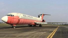 """""""Dở khóc dở cười"""" số phận chiếc máy bay bị bỏ quên suốt 14 năm ở Nội Bài"""
